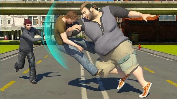 猛男3D格斗最新版