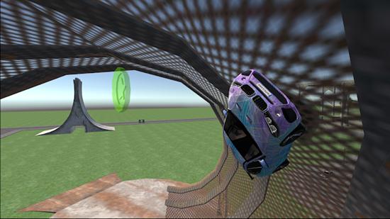 宝马X6驾驶赛车模拟器2021最新版