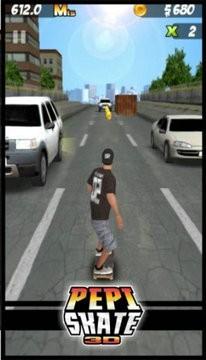 滑板跑酷游戏下载