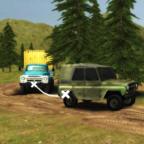 卡车司机泥泞山路中文版