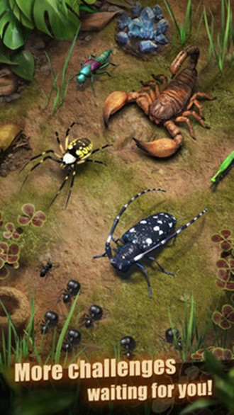 行星蚂蚁游戏安卓版