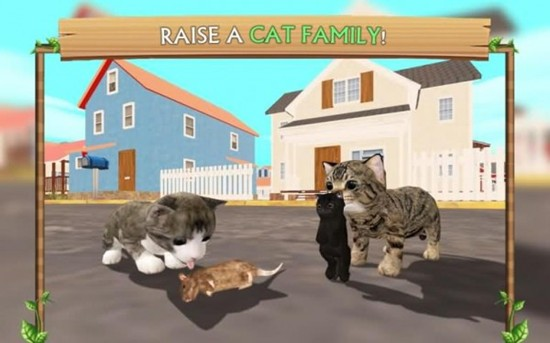 猫咪生存模拟器最新版