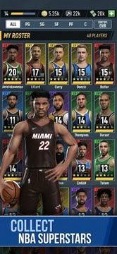 NBA球星