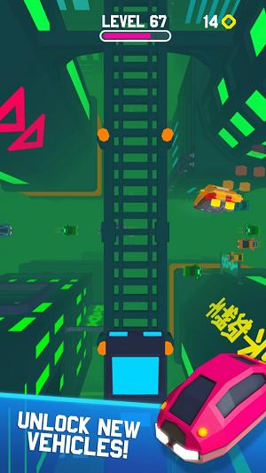 赛博飞车未来城市中文版