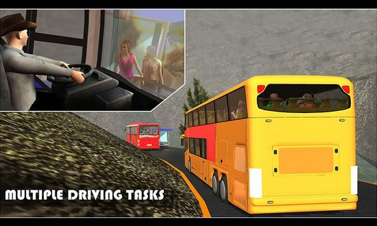 旅游巴士司机3d下载