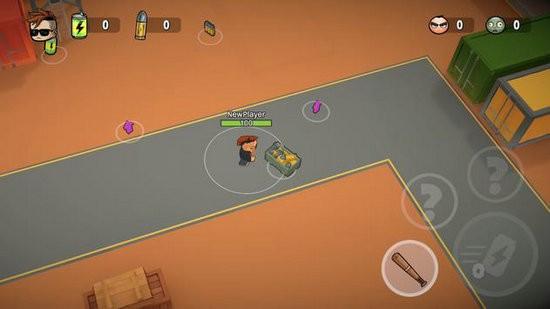 皇家僵尸战斗游戏安卓版