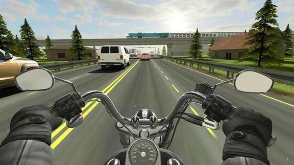 3D特技摩托车手游下载安装