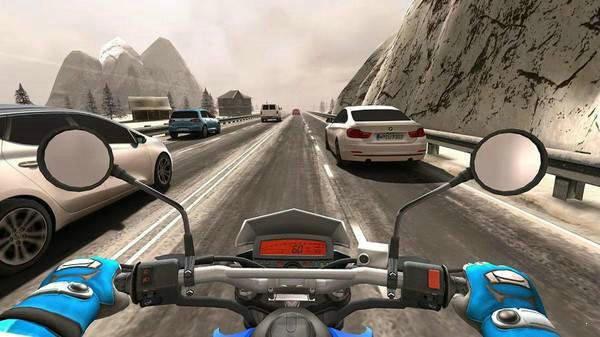 3D特技摩托车破解版