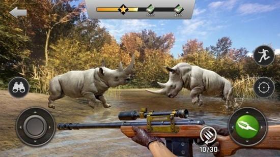 鹿猎人世界2021游戏官方版
