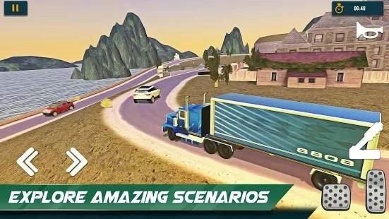 欧洲运输卡车安卓版