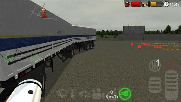道路驾驶员游戏