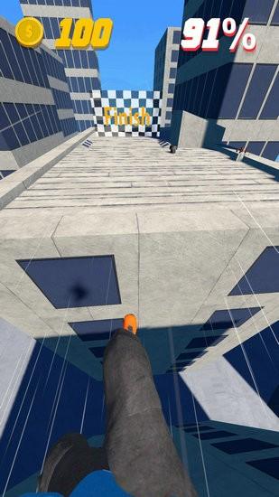 天台跑酷游戏下载