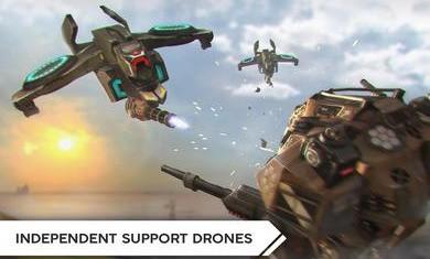 机器人战争破解版无限黄金