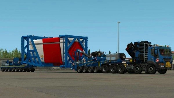 货运卡车运输驾驶游戏下载