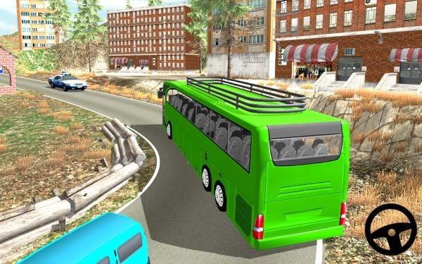 公交巴士驾驶3D中文版