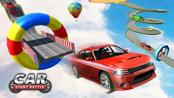 坡道赛车3D游戏下载