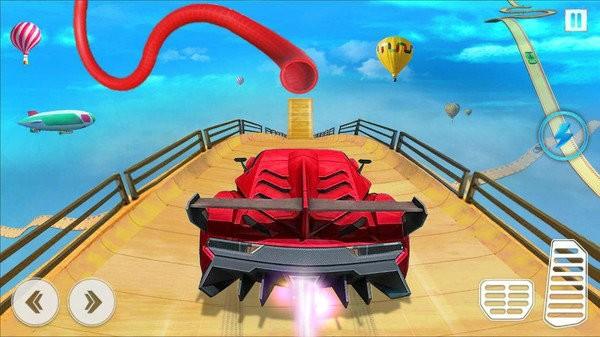 坡道赛车3D无限金币版