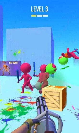 彩弹射击3D游戏下载