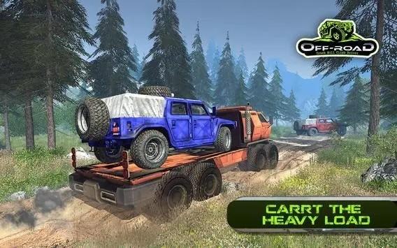 泥泞的越野卡车驾驶安卓版下载