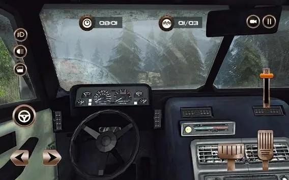 泥泞的越野卡车驾驶最新版
