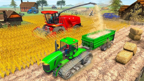 现代农场模拟器最新版