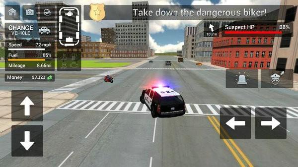 警车巴士模拟器安卓版