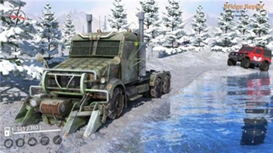 越野卡车驾驶手机版
