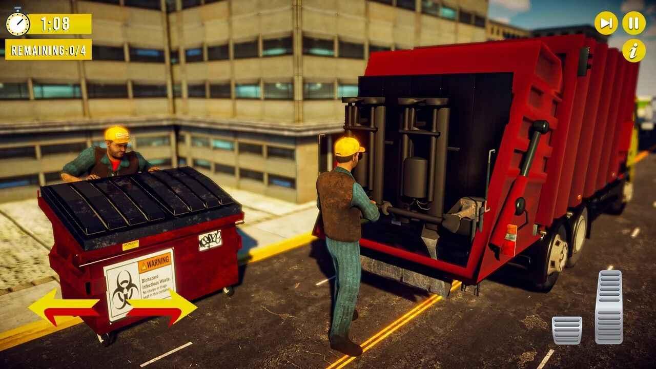 垃圾卡车模拟器下载