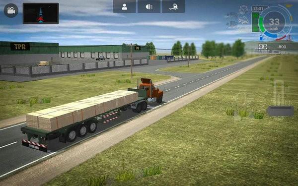 大卡车模拟器2汉化版破解版