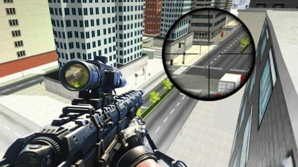 城市狙击大战