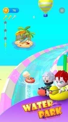 水中节奏乐园