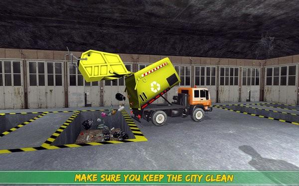 垃圾车驾驶模拟器pro破解版