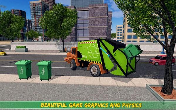 垃圾车驾驶模拟器pro手游版