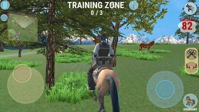 自由狩猎模拟器破解版无限金币版