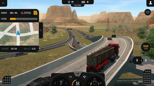卡车模拟器pro2破解版