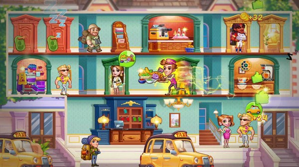 疯狂酒店游戏下载