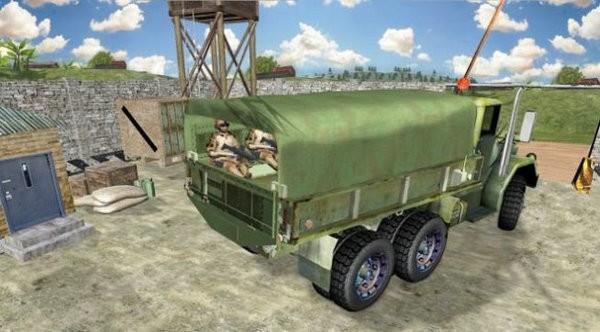 军用越野驾驶游戏游戏下载