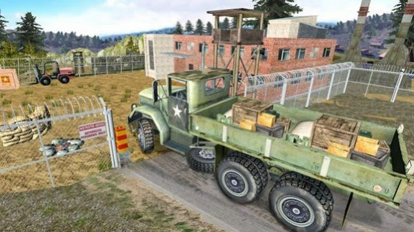 军用越野驾驶游戏最新安卓版