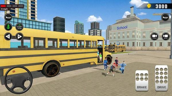 校车模拟器3D破解版