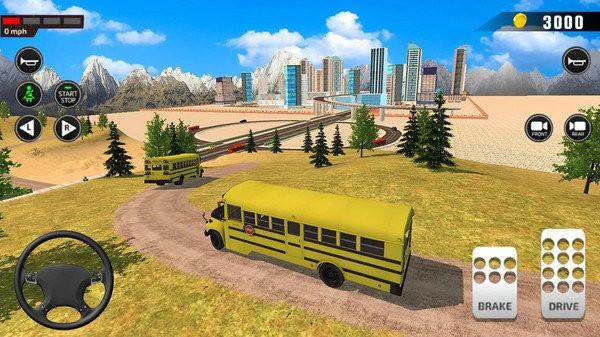 校车模拟器3D游戏下载