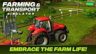 农场运输模拟器无限金币版