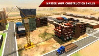 城市建筑模拟器游戏下载