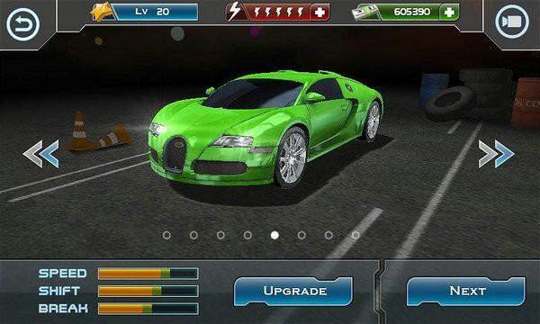 涡轮增压赛车3D