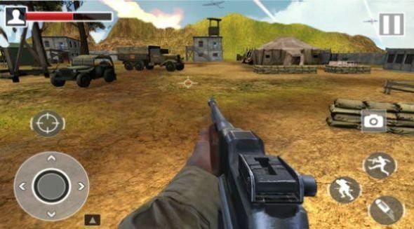 枪战射击使命游戏下载