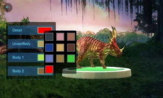 刺盾角龙模拟器无限金币版