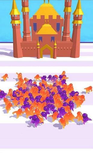 果冻赛跑者无限金币版