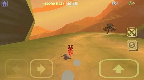 奔跑小恐龙游戏安卓版