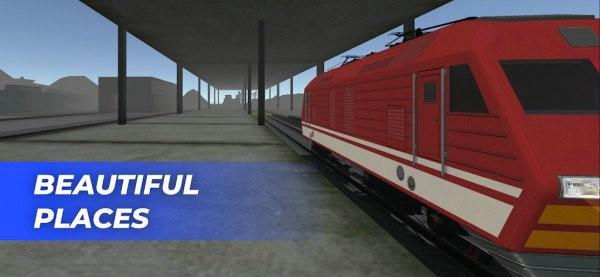 火车世界模拟器破解版