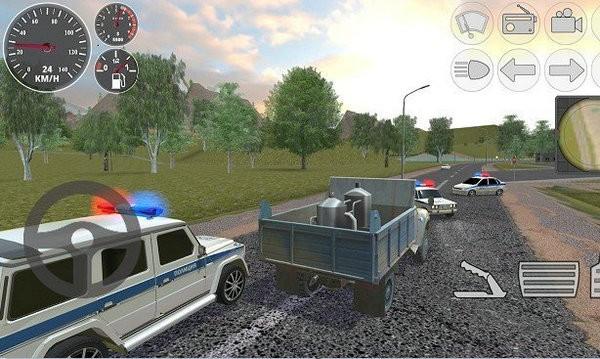 硬卡车模拟器