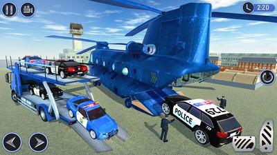 海上警察模拟器